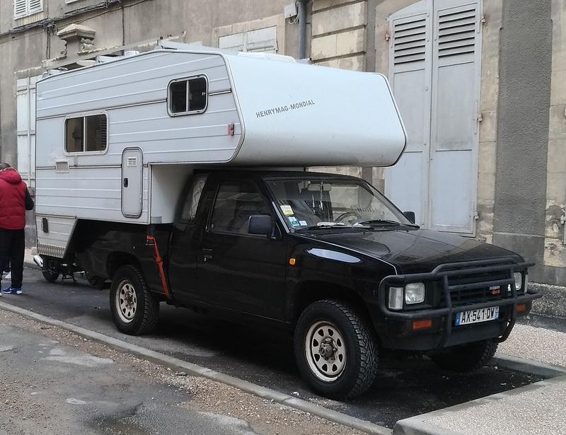 Pickup Camper Wohnkabine