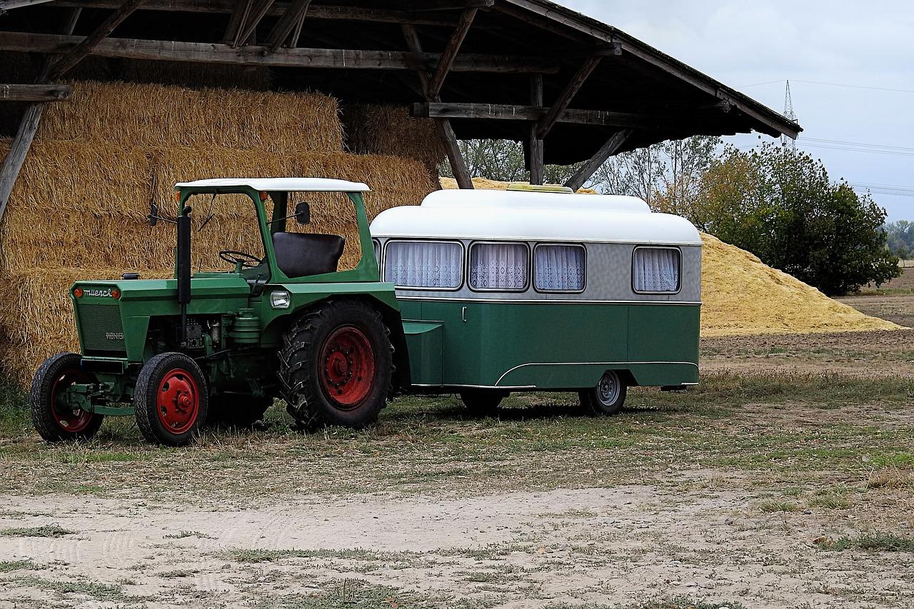 Ist der Wohnwagen komfortabler?