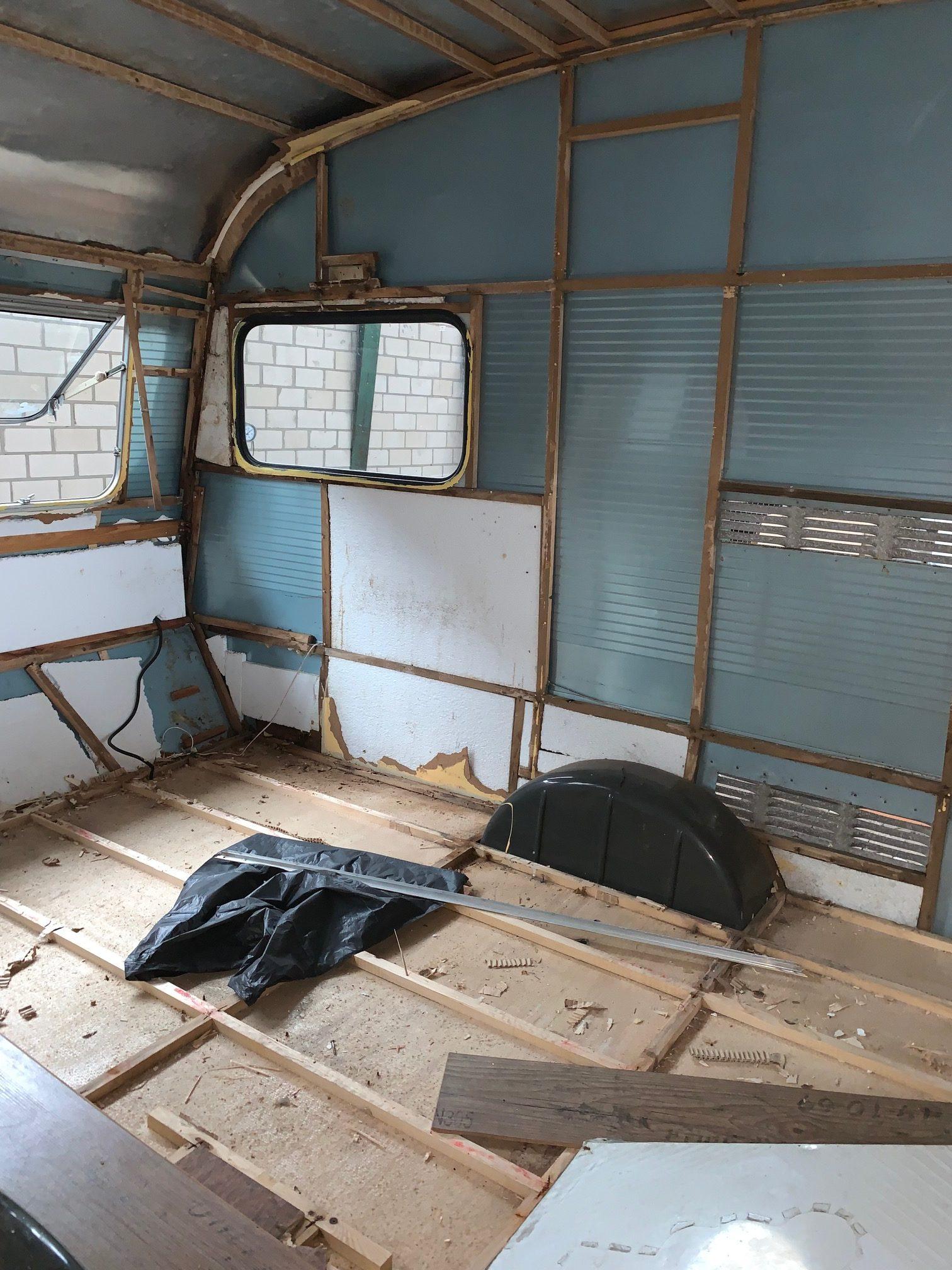 Wohnwagen Sanieren