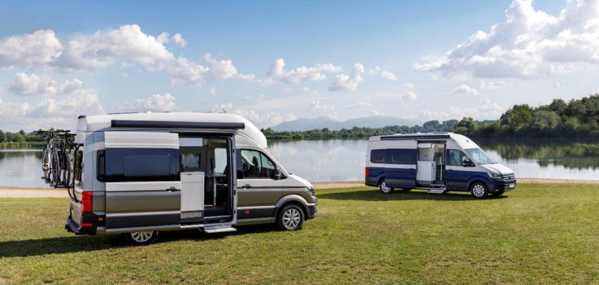 VW Grand California 600 und 680 Preise