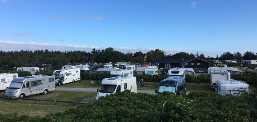 Passenden Campingplatz finden