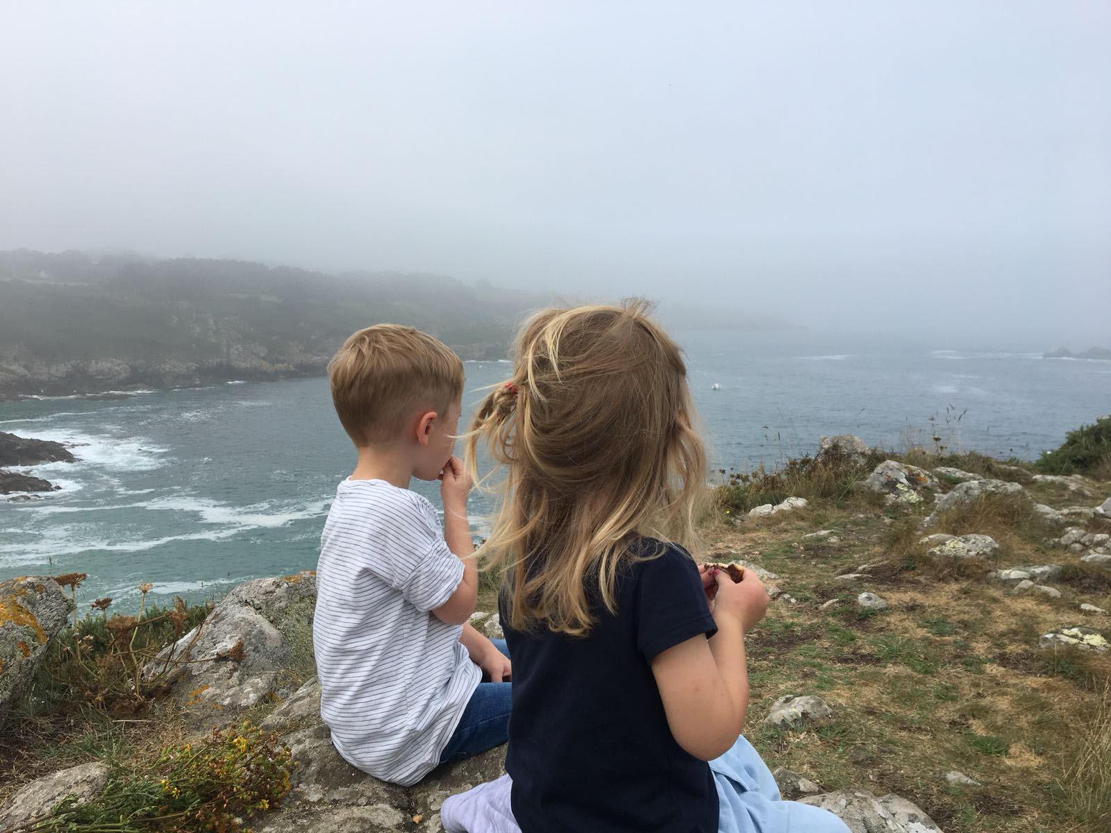 Kinderspaß im Wohnwagen Urlaub