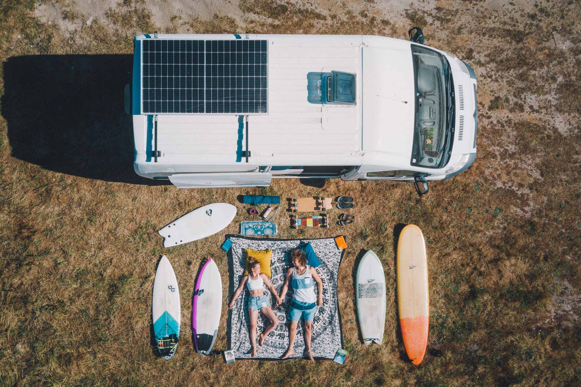Citroen Jumper Campingbus zum surfen