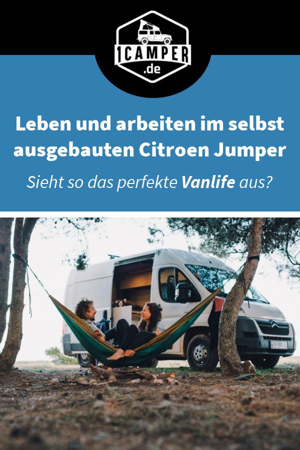 Umbau Citroen Jumper zum Campingbus