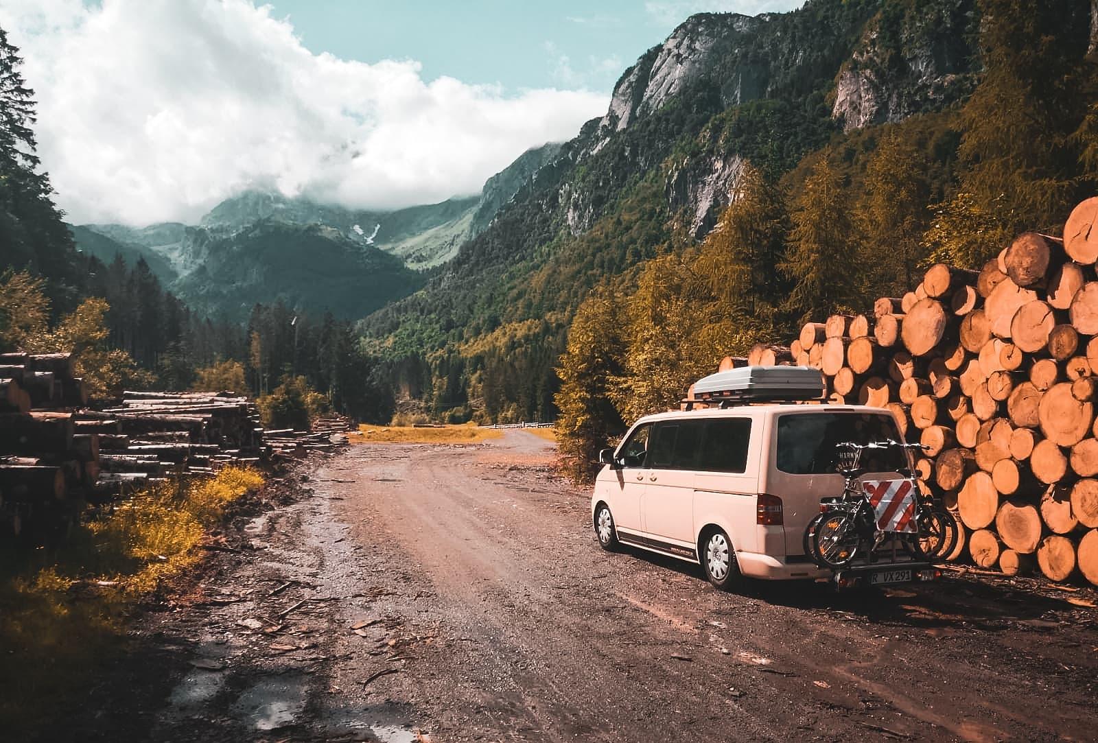 Umbau eines Taxi VW T5 zum Camper