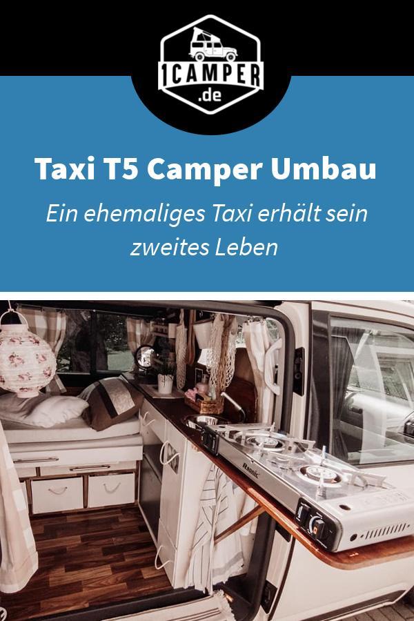 Taxi T5 Camper Umbau