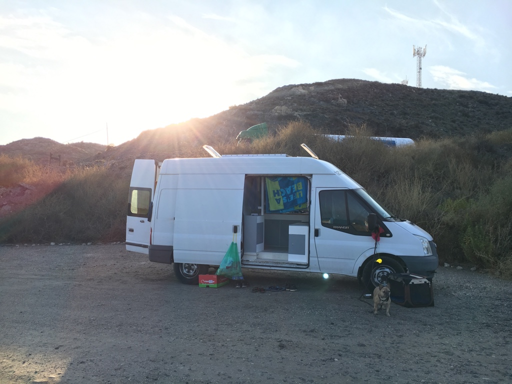 Ford Transit Camper Ausbau