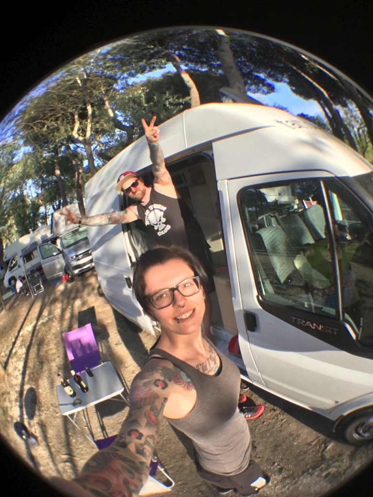 Tattooed Vanlife