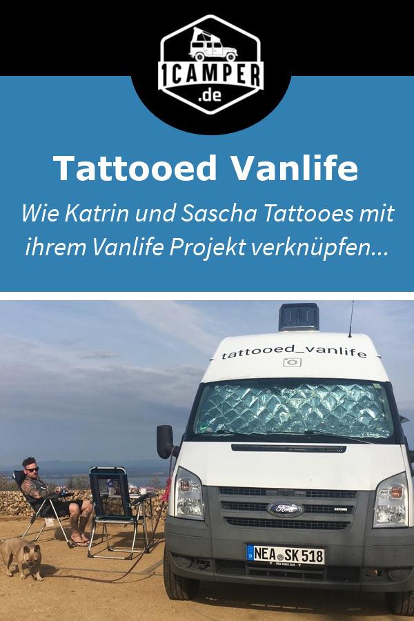 Tattos und Vanlife: Selbstbau-Van mit Lifestyle