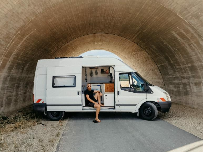 Ford Transit Campervan Umbau