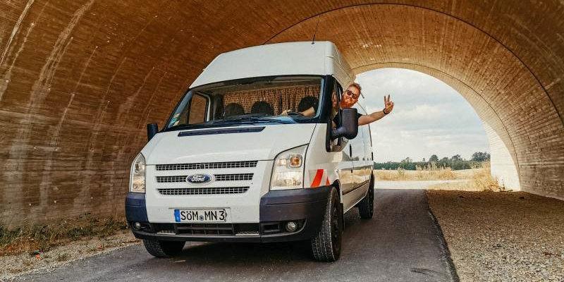 Ford Transit Campervan Ausbau