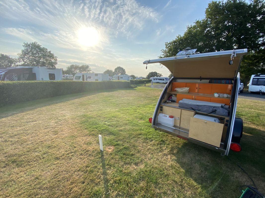 Beechwood Grange Caravan Club Site Malton Road