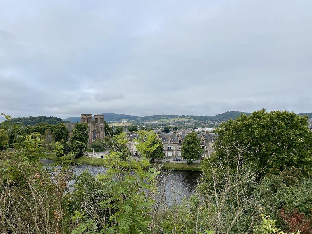 Inverness als Ausflugsziel