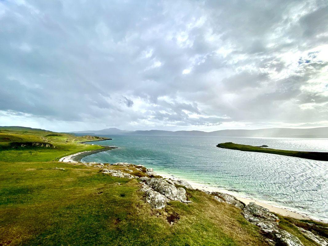 Coral Beach auf der Isle of Skye
