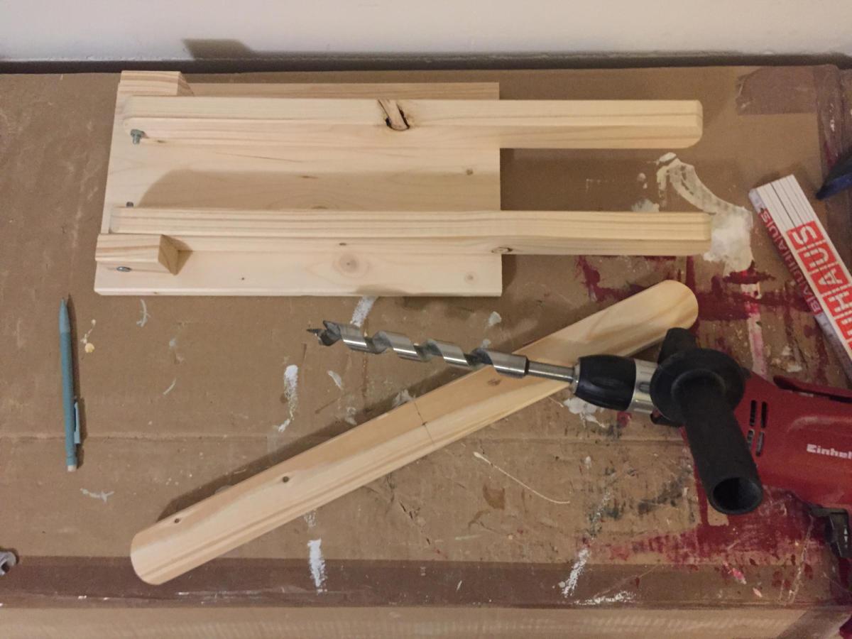camping klapphocker selber bauen anleitung. Black Bedroom Furniture Sets. Home Design Ideas